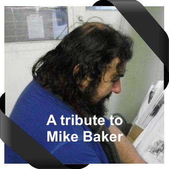A tribute to Mike Baker